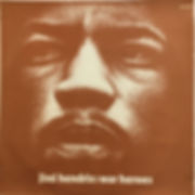 jimi hendrix collector vinyls/ war heroes 1972