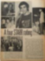 jimi hendrix magazines 1969/tv radio mirror december 1969