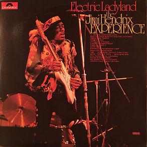 jimi hendrix rotily vinyls collector/electric ladyland 1975 australia