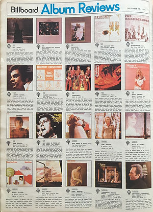 jimi hendrix magazines 1970 / billboard sept.19, 1970