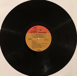 jimi hendrix vinyls collector/otis redding jimi hendrix experience monterey pop festival/repriserecords- fan club