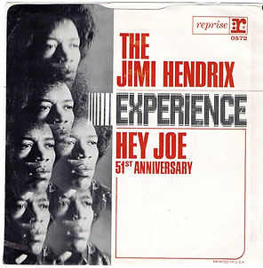 hendrix rotily patrick/ hey joe   usa