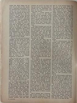 jimi hendrix magazines 69/cavalier october 69