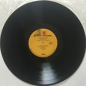 side 2/rainbow bridge 1971 australia jimi hendrix album vinyls