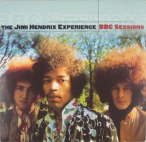 jimi hendrix family edition  /  bbc sessions  3 LP