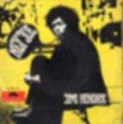 hendrix rotily patrick /EP hey joe