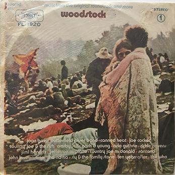 jimi hendrix vinyls album/woodsock 3 albums 1972 taiwan