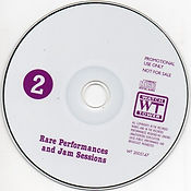jimi hendrix bootlegs cd 69/ disc 2 : rare performances and jam sessions