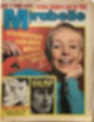 jimi hendrix collector newspaper/mirabelle 11/11/1967