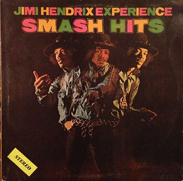 jimi hendrix rotily vinyl smash hits