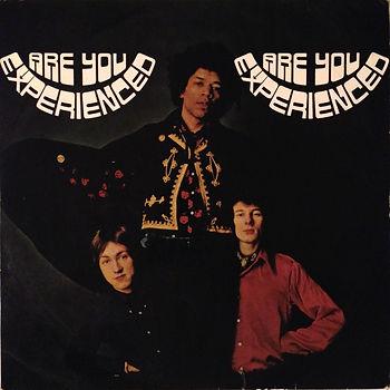 jimi hendrix rotily vinyls lp /are you experienced australia 1967