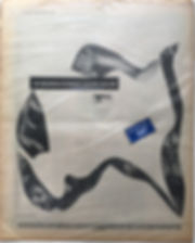 jimi hendrix newspaper 1968/disc music echo november 2 1968 electric ladyland ad