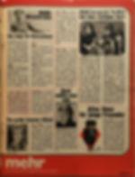jimi hendrix magazine 1969 / bravo march 10 1969
