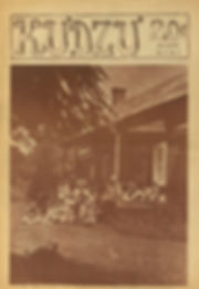 jimi hendrix newspapers 69/kudzu  october  1969