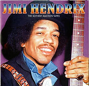 jimi hendrix collector bootlegs cd/the sotheby auction tapes/midnight beat 1994
