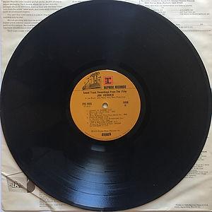 jimi hendrix vinyl album/side 2 : sound track recordings from the film jimi hendrix 1973