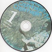 jimi hendrix bootlegs cd / copenhagen 70 / disc 1