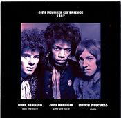 jimi hendrix collector bootlegs cd/psycedelic experience 1967
