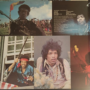 jimi hendrix vinyls lps albums/the cry of love canada