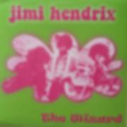 jimi hendrix bootlegs vinyls 1970 / the wizard