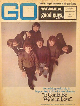 hendrix rotily newspapers colector/  GO magazine 1967
