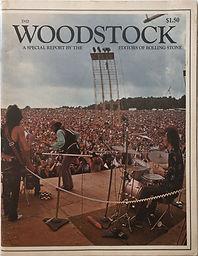 jimi hendrix collector memorabilia/ woodstock special/rolling stone magazine 1970
