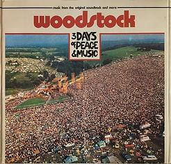 woodstock 3 lps album/vinyl jimi hendrix collector