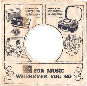 jimi hendrix collector singles vinyls 45t/cover hush now/flashing 1967 new zealand
