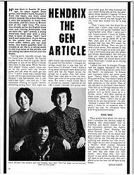 jimi hendrix rotily magazine/beat instrumental 1967