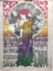 jimi hendrix newspaper/the seed march/april 1968