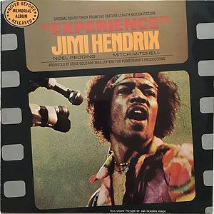 jimi hendrix vinyls album/experience 1971 australia