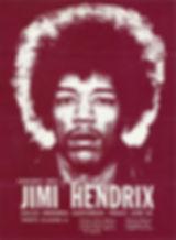 jimi hendrix memorabilia 1970/handbill & ticket 1970