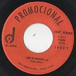 jimi hendrix singles vinyls /tax Free