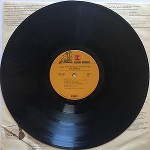 jimi hendrix vinyl album/sound track recordings from the film jimi hendrix