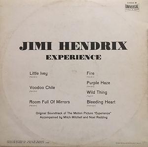 jimi hendrix vinyls reissue /  jimi hendrix experience