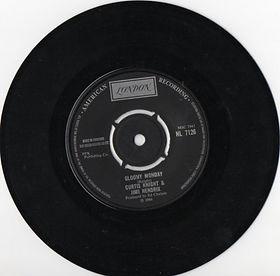 jimi hendrix vinyls singles/gloomy monday 190 norway