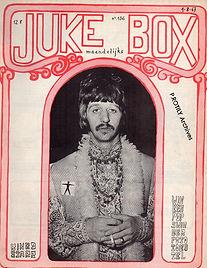 JIMI HENDRIX MAGAZINE / JUKE BOX 1/8/67