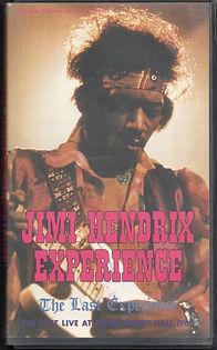 jimi hendrix video / the last experience