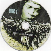 jimi hendrix bootlegs cd / protest songs from berkeley / disc 1
