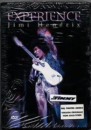 jimi hendrix rotily dvd/ experience
