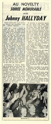 jimi hendrix collector newspaper 1966 / l'eure eclair october 22 1966