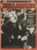 jimi hendrix magazine feb 1969/ hullabaloo february 1969