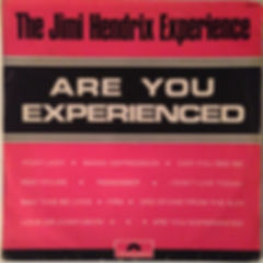 jimi hendrix /rotily vinyls lp /are you experienced south africa