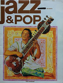 jazz & pop  magazine collector jimi hendrix