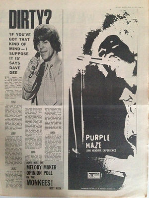 AD/COLLECTOR Purple Haze
