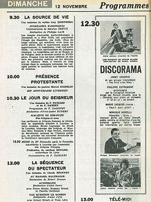 jimi hendrix magazine/collector/ tele 7 jours n°399 november 1967
