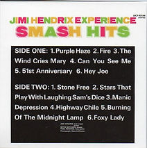 family edition cd smash hits jimi hendrix collector cd
