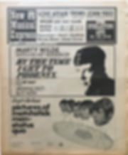 jimi hendrix newspaper/new musical express 3/2/68