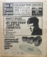 jimi hendrix newspaper/new musical express 3/2/68