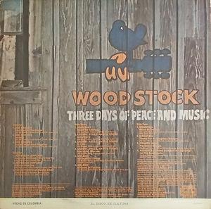 jimi hendrix vinyl lp album/woodstock two /  colombia 1972